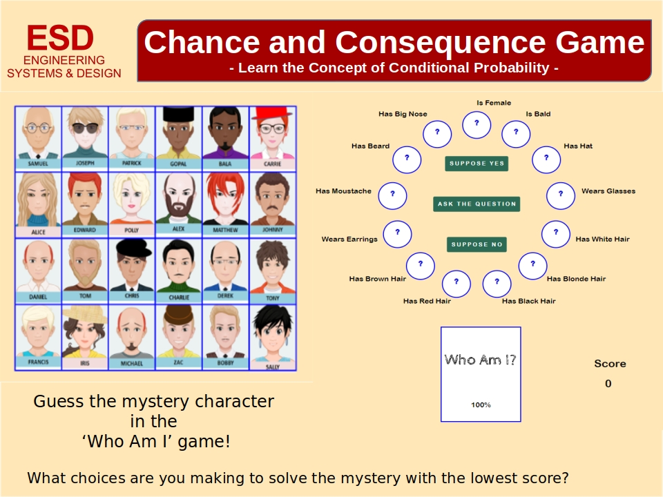 Choice, Chance, and Consequence (Basic / Conditional)